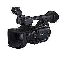 Canon XF205 (XF-205, XF 205) Compact Professional Camcorder with studio connectivity (p/n 9592B003AA)