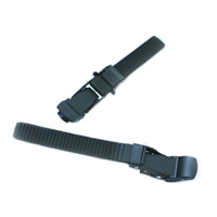 Steadicam 1-inch Vest Ratchet Buckles and Receptors with Male and Female Pieces for Ultra, Master and ProVid Vests (MSC-079901)