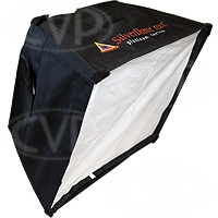 Dedolight DSBSS Dedoflex Small SilverDome soft box - 16x22inch for hot lights up to 1000W (DSB-SS)