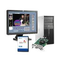 Datavideo DATA-CG500PC (DATA CG500PC) CG-500 SD/HD Live CG Turnkey System