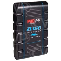 PAG ZL-150 (ZL150) Zero-Lithium Travel-Pack Battery with V-Mount Connector (9316V)