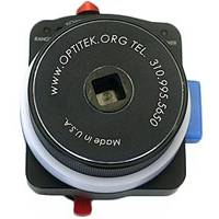 Optitek OT2 (OT-2) OptiTron Hand Controller Kit- Red Edition - for RED and Arri Cameras