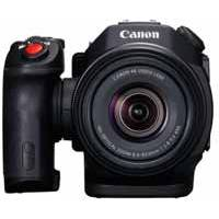 Canon XC15 - Compact 4K UHD Video Camera with 1-Inch CMOS Sensor and Integrated 10x Zoom Lens (p/n 1456C011AB)