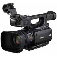 Canon XF100 (XF-100) Full HD Professional Camcorder with 1/3 Inch CMOS and 10x Zoom Lens (p/n 4889B006AB)