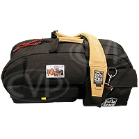 Portabrace CO-AB-MB (COABMB) Carry-On Soft Case for broadcast camcorders (internal dimensions: 73.66 x 17.78 x 30.48 cm) (black)