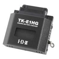IDX TK-E1HG (TKE1HG) Battery Checker for V-Mount Batteries