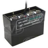 Hawk-Woods NPC-XLR4S (NPC-XLR) 4 Aux Switched Power Adaptor XLR4 (F)