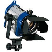ARRI L3.79360.E (L379360E) 150W Tungsten Fresnel Spotlight - Blue/Silver (See included tab for content)