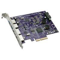 Sonnet SON-TSATA6USB3-E (SONTSATA6USB3E) Tempo Duo PCIe 2-port 6Gb/s eSATA plus 2-port USB 3.0 PCIe Card