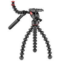Joby (JB01562-BWW) GorillaPod 3K Video Pro - Stand and Fluid Video Head