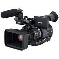 Panasonic AJ-PX270 (AJPX270) Full HD Handheld Video Camera with an integrated AVC-ULTRA Codec