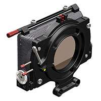Movcam MM-4 Carbon Fibre Mattebox with 4x5.65 Filter Holders (301-0210)