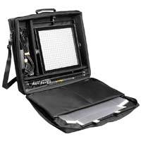Tecpro KIT-TP-LONI-BI50HO (KITTPLONIBI50HO) Felloni Bicolour High Output LED Head with soft case and stand