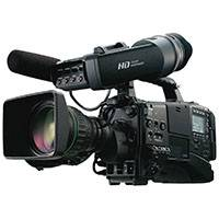 Panasonic AG-HPX610EJF (AGHPX610EJF) HPX610 2/3 Type Shoulder Mount P2HD Camera Recorder with CVF15, AF lens