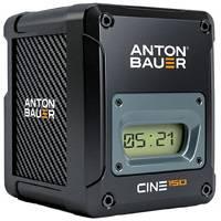 Anton Bauer Cine 150 VM (V-Mount) Battery 14.4V 150WH (p/n 8675-0107)