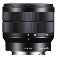 Sony SEL1018 (SEL-1018) E 10-18mm f/4.0 OSS Lens (p/n SEL1018.AE)