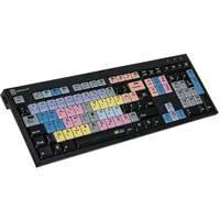 Logic Keyboard Grass Valley EDIUS PC SL Nero UK (LOG-LKBEDIUSBJPUUK)
