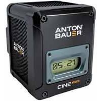 Anton Bauer Cine 150 GM (Gold Mount) Battery 14.4v 150WH (p/n 8675-0104)