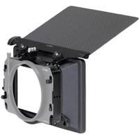 ARRI KK.0005786 (KK0005786) LMB-25 Two Stage Matte Box Set - includes LMB-25 basic module, 2-tray stage, top/bottom flag and 2 x filter trays