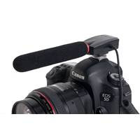 MyMyk SMM-FG SmartMyk Directional Microphone compatible with DSLR and video cameras (192000)