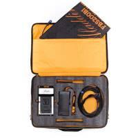 Aladdin FBS200BIKITCVM (FBS-200-BI-KIT-CVM) Fabric-Lite (200W Bi-Colour) V-Mount Kit - including Dimmer and Softcase