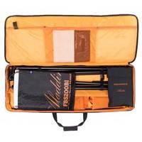Aladdin FBS200BIKITFCGM (FBS-200-BI-KIT-FC-GM) Fabric-Lite (200W Bi-Colour) Gold Mount Full Kit - including Dimmer, Softcase. Frame and Diffuser