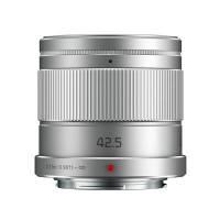 Panasonic H-HS043E-S (HHS043ES) Lumix 42.5mm f/1.7 Lens - Silver