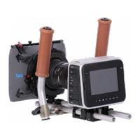 Vocas Blackmagic Cinema Camera Kit (setup 2) - includes rail support for blackmagic cinema camera and handgrip kit - 0255-2320 (02552320)