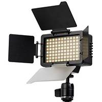 Tristar ALP-TRISTAR-4 (ALPTRISTAR4) TriStar 4 Bi-Colour On-Camera SMD LED Light with 3200K to 5600K Colour Balance