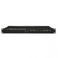 Tascam LA-40MKIII (LA40MKIII) 4 Channel +4dB/-10dB Rack Mount Interface