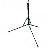 Dedolight DST Compact Lightweight Collapsible Lighting Stand for DLH4 / DLED4 / DLHM4 / DLH200 (DS-T)