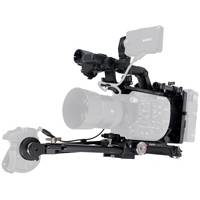 Tilta ES-T14 (ES-T14-V/ES-T14-AB) Camera Rig For Sony FS5 - with Battery Plate (V-Mount or Gold Mount)