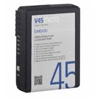 Bebob V45micro (V45micro) V-Mount Lithium-Ion Battery - 14.4V / 3.0Ah