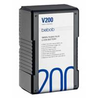 Bebob V200 (V200) V-Mount Lithium-Ion Battery - 14.4V / 13.6Ah