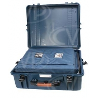 Portabrace PB-2750IC (PB-2750, PB2750) Superlite Wheeled Case with Interior Case for Canon XH-A1, Canon XH-G1 and Sony PMW-EX1