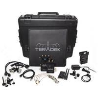 Teradek TER-BOLT-995-1G (TERBOLT9951G) Teradek Bolt Pro 3000 HD-SDI / HDMI Wireless Video Transmitter and Receiver Deluxe Kit with Gold Mount
