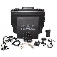 Teradek TER-BOLT-995-1V (TERBOLT9951V) Teradek Bolt Pro 3000 HD-SDI / HDMI Wireless Video Transmitter and Receiver Deluxe Kit with V Mount