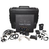 Teradek TER-BOLT-965-2V (TERBOLT9652V) Bolt 1000 HD-SDI / HDMI (with V Mount and 2RX) Wireless Video Deluxe Kit