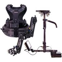 Steadicam A-HDVL30 Aero 30 System with Sled, 7 inch 3G-HD/SD/HDMI Monitor, Arm, Vest and V-Lock Battery Mount (AHDVL30)