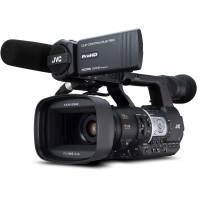 JVC JY-HM360E (JYHM360E) Handheld HD Memory Camcorder with Dual SDHC/SDXC Card Slots