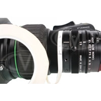 CVP 0088 6mm width White Camera Tape - 6mm width x 25m length.  Ideal for marking focus points on lenses etc...