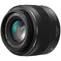 Panasonic 25mm f1.4 Lumix Leica DG Summilux ASPH Lens - Micro Four Thirds Mount (p/n H-X025E)