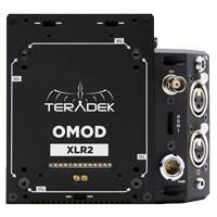 Off Hollywood OMOD XLR2 Control Module for RED DSMC2 Camera, Raven, Scarlet-W, Weapon 6K, Epic-W, Weapon 8K (p/n 10-1300-1)