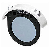 Canon Drop-in Screw Filter Holder 52mm II for new 300, 400, 500, 600mm f/4 IS II USM lenses (Canon p/n 4773B001AA)