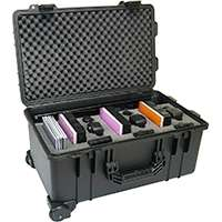Datavision DVS-LEDGO-RK308 (DVSLEDGORK308) LEDGO Daylight LED Reporter Lighting Kit including 3x 308 Lights, 3x Stands and 1x Case
