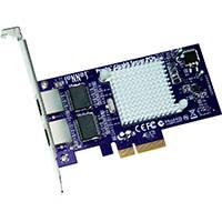 Sonnet SON-GE1000LA2XA-E (SONGE1000LA2XAE) Presto Gigabit Ethernet Server 2-Port PCIe Card