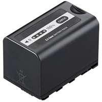 Panasonic VW-VBD58E-K (VW-VBD58EK) Battery Pack for the AJ-PX270 and AG-AC8 Video Cameras