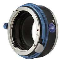 MTF (NIKGCMM) Nikon G Lens to Canon EOS-M Camera Body Mount Adapter
