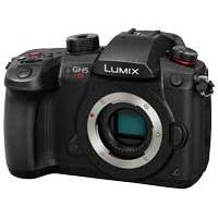 Panasonic GH5S Lumix DC-GH5S 10.2MP Digital Single Mirrorless Compact System Camera Body Only (Panasonic GH5S)