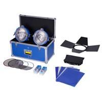ARRI L0.36500.B (L036500B) ARRILITE 2000 Plus 2 Tungsten Lighting Kit (Bare Ends)